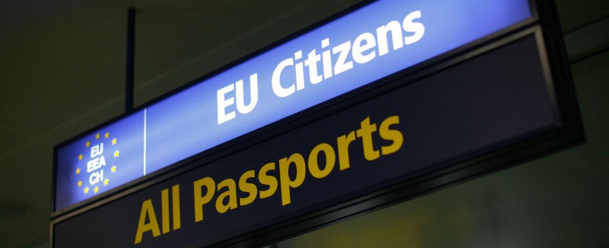 De Europese migratiedwangbuis